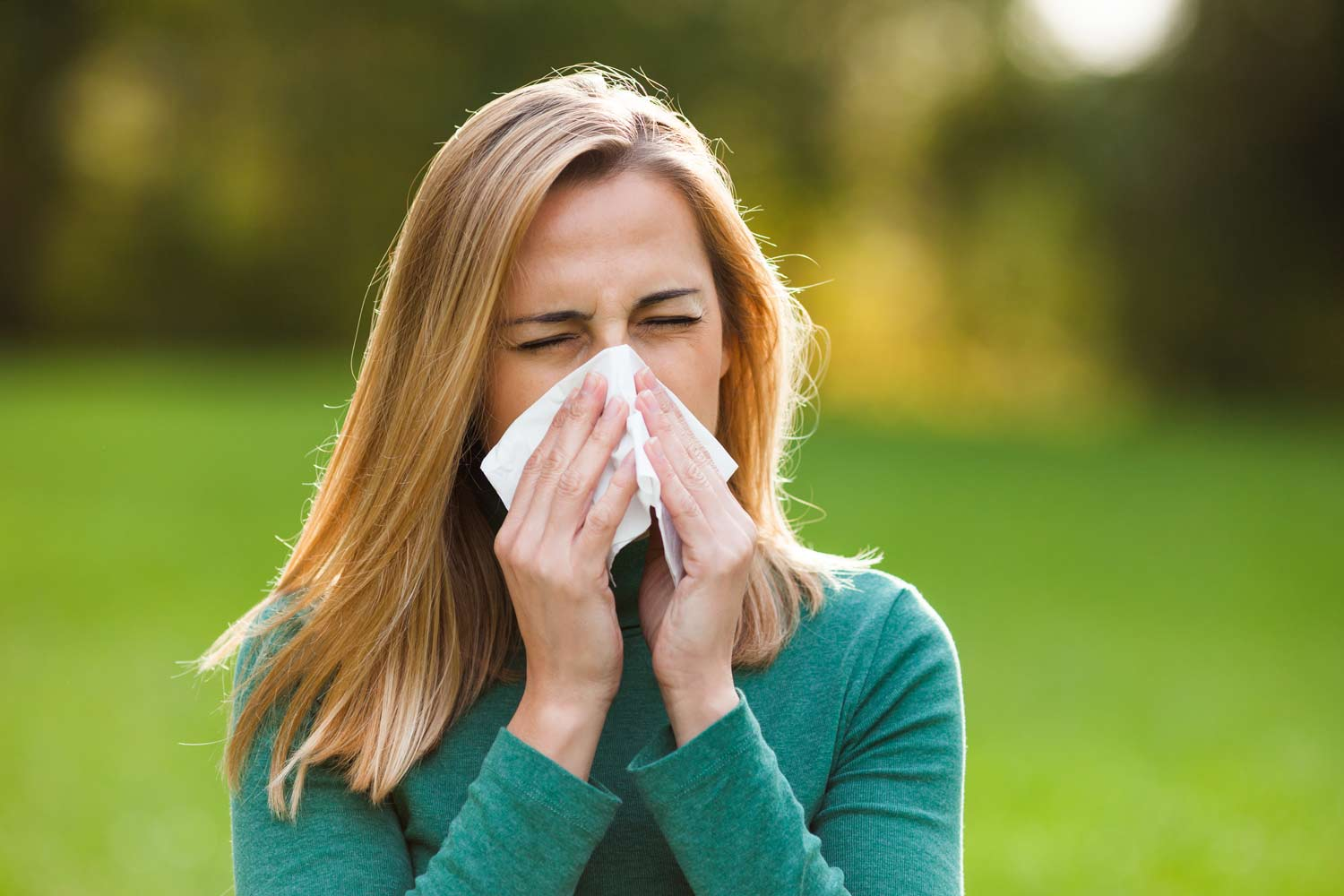 Allergy symptoms – unusual signs you may have an allergy
